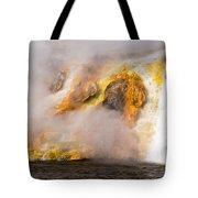 Excelsior Geyser Tote Bag