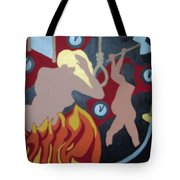 Executed Tote Bag