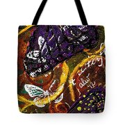 Exotic Butterflies I Tote Bag