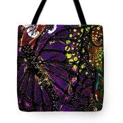 Exotic Butterflies II Tote Bag