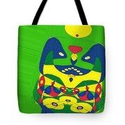 Expecting Twins Tote Bag