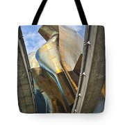 Experience Music Project Number Five Tote Bag