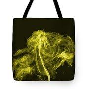 Explosive Yellow Tote Bag