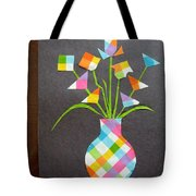 Express It Creatively Tote Bag