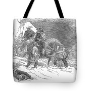 Expulsion Of Jews, 1844 Tote Bag by Granger