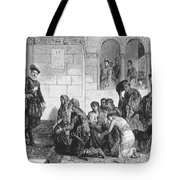 Expulsion Of Moors, 1609 Tote Bag