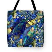 Exquisitely Blue Tote Bag