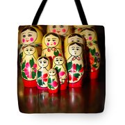 Extended Family Tote Bag