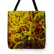 Extraordinary Chihuly Glass  Tote Bag
