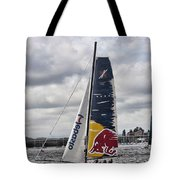 Extreme 40 Team Red Bull Tote Bag