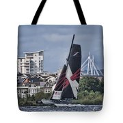 Extreme 40 Team Wales 2 Tote Bag
