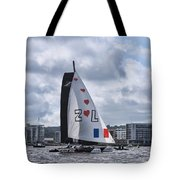 Extreme 40 Team Zoulou Tote Bag