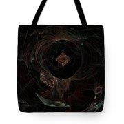 Eye Of Chaos Tote Bag