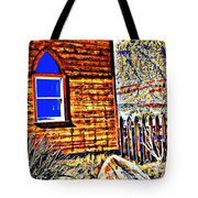 Eye Of The Soul Tote Bag