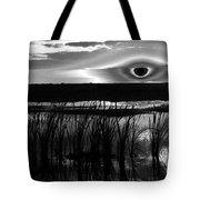 Eye Over Everglades Tote Bag