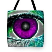 Eyeconic Tote Bag