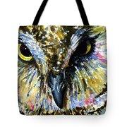 Eyes Of Owl's 13 Tote Bag