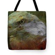 Eyes Of Prey Tote Bag