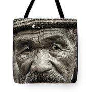 Eyes Of Soul Tote Bag