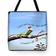 Ezekiels Christmas Tote Bag