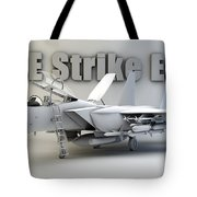 F-15e Strike Eagle Tote Bag