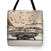 F-16i Sufa Fighting Falcon Tote Bag