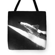 F-4 Phantom Fighter Jet Tote Bag
