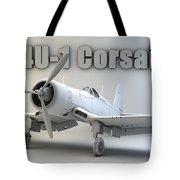F4u-1 Corsair Tote Bag