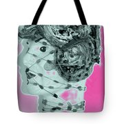 Faced With Doubt Tote Bag