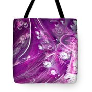 Faces In The Midst Tote Bag