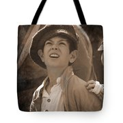 Faces Of War Tote Bag