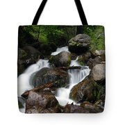 Facinating Falls Tote Bag