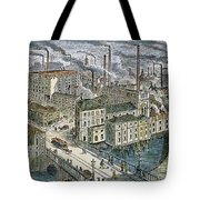 Factories: England, 1879 Tote Bag