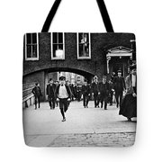 Factory Workers, 1909 Tote Bag
