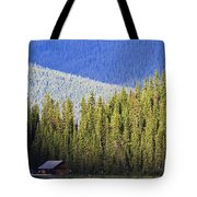 Fade To Blue Tote Bag