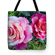 Faded Love Tote Bag