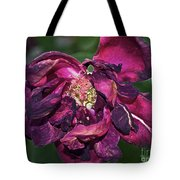 Fading Bloom Tote Bag