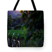 Fading Day Tote Bag