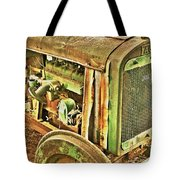 Fageol Tractor 2 Tote Bag