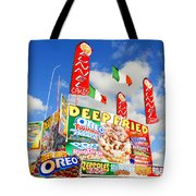 Fair Food Tote Bag