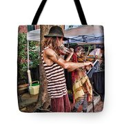 Faire Performers Tote Bag