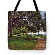 Fairhope Lower Park 5 Tote Bag