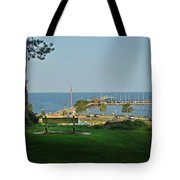 Fairhope Pier 2012 Tote Bag