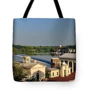 Fairmount Waterworks And Dam Tote Bag