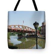 Fairport Lift Bridge Tote Bag
