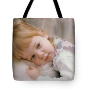 Fairy Child Tote Bag