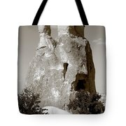 Fairy Chimney In Goreme Tote Bag