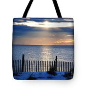 Hope Is On The Horizon Tote Bag