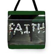 Faith Knows No Boundaries  Tote Bag
