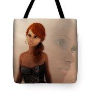 Faithful Eyes Tote Bag